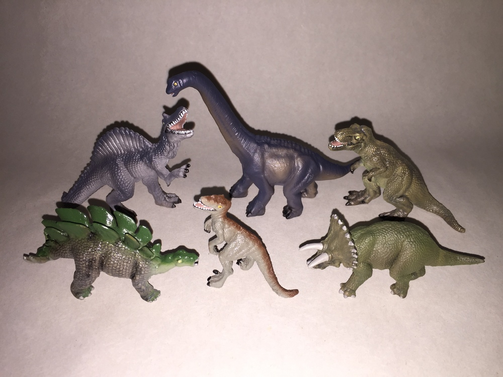 Original 2014 Mini-Tub 1 Dinosaurs