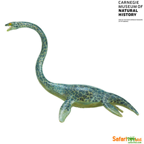 elasmosaurus carnegie prehistoric collection 1 40 scale 2007