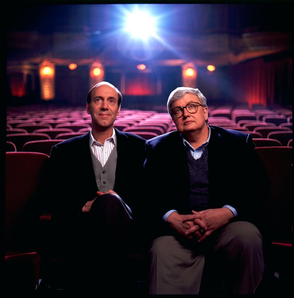 gasstation :      Gene Siskel & Roger Ebert