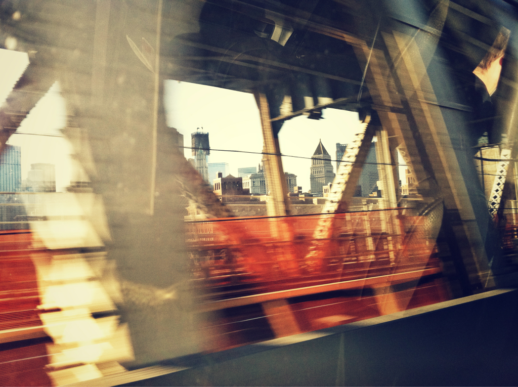 {Manhattan Bridge}