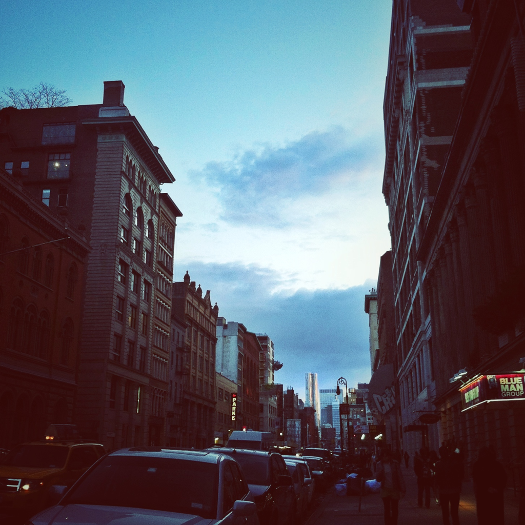{Astor Place}