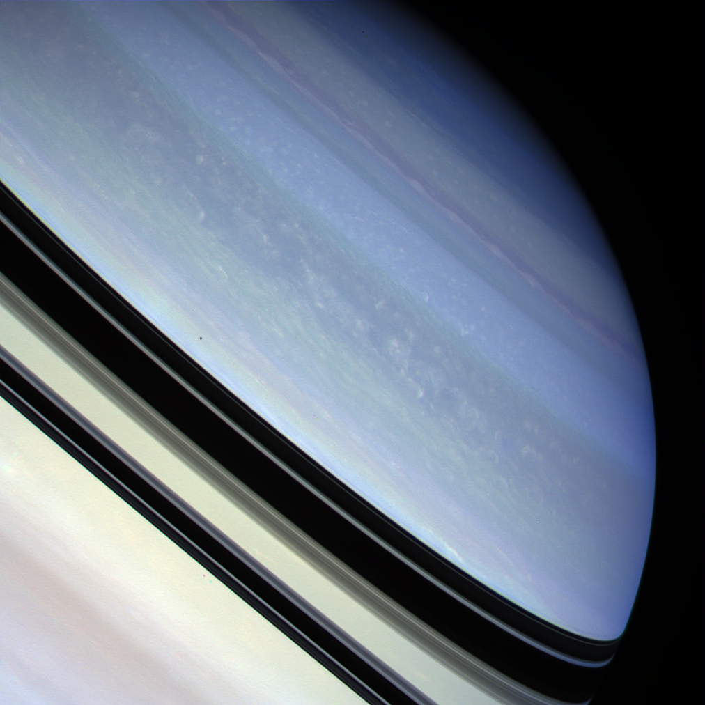 Saturn.   (unknown source)    I'm also really unimpressed with Curiosity's cameras. Stills at 1600x1200? Video at 10fps in only 720p? Is this 2003?