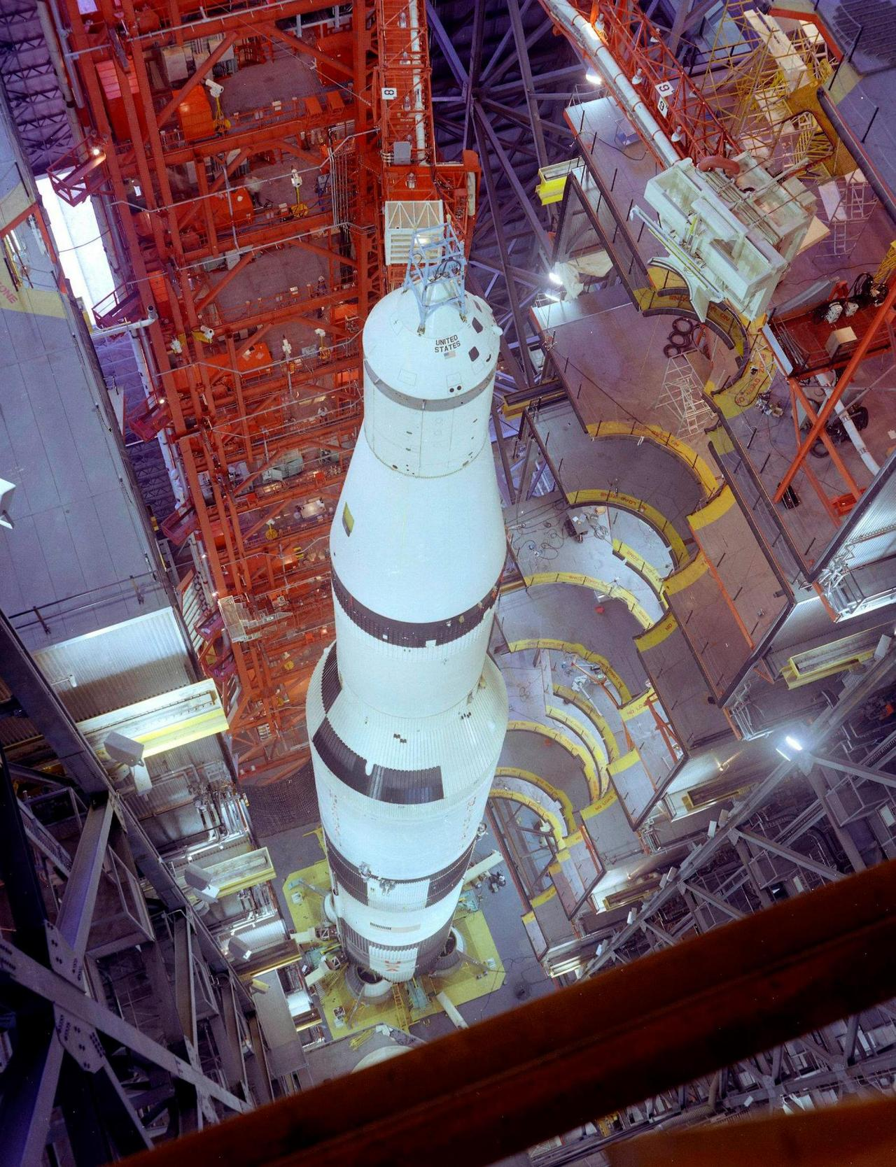 awwriceagain :      Saturn V Rocket     First launched in 1967, it's still the most powerful rocket ever made- and the only rocket to carry humans beyond low Earth orbit.