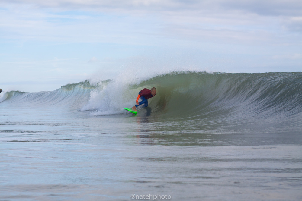 Another barrel from Tommy Coleman, just because.