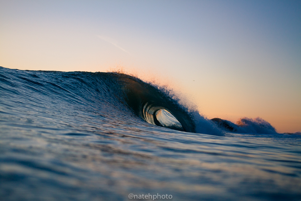Vero Beach Shorebreak. Florida. Shot with a Canon 50d in a SPL Waterhousing.