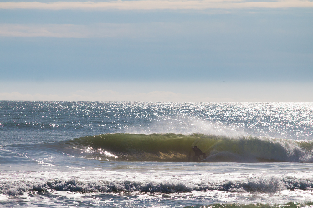 My buddy Kieth said he made more barrels this day than any other time he can remember.