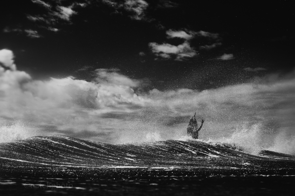 Surf at Sebastian Inlet, Photography by Nathaniel Harrington