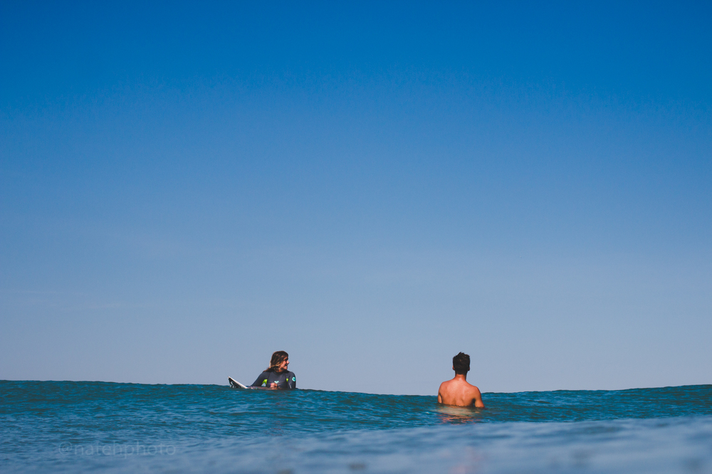 Surfing at Sebastian Inlet, FL. Photography by Nathaniel Harrington