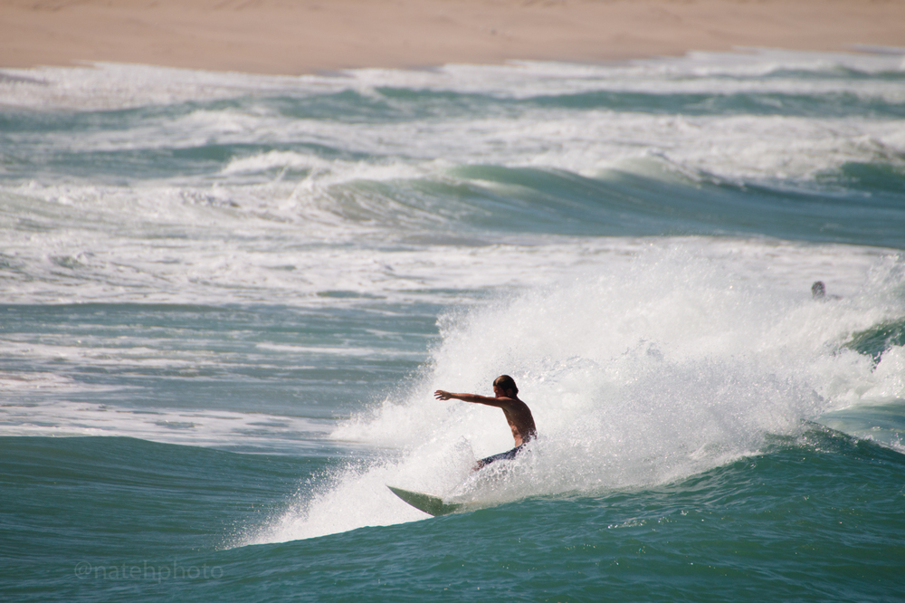 Andrew Slaughter at Sebastian Inlet, photos by Nathaniel Harrington