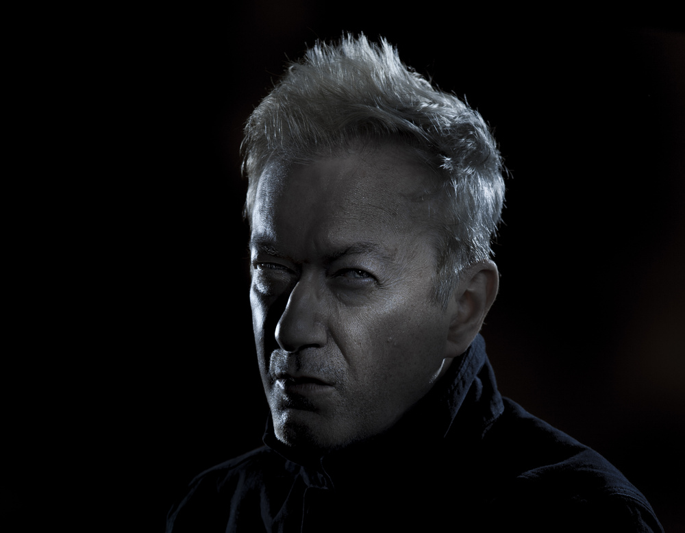 Andy Gill of Gang of Four