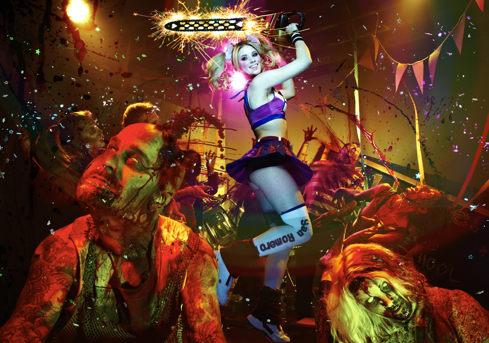 Lollipop Chainsaw: The Search for Juliet Starling