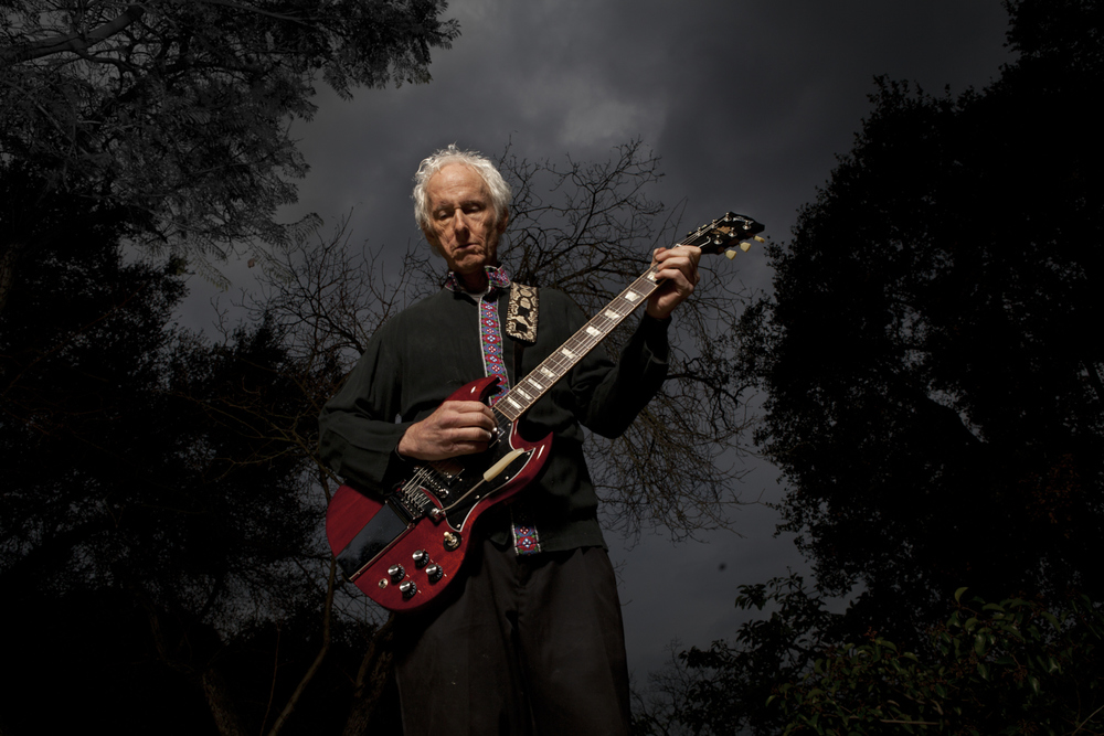 Robby Krieger of The Doors
