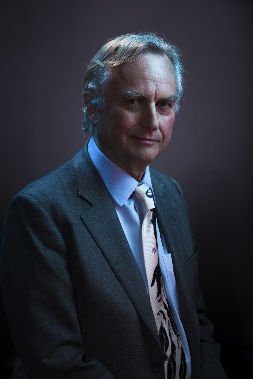 Richard Dawkins by Jeremy Danger