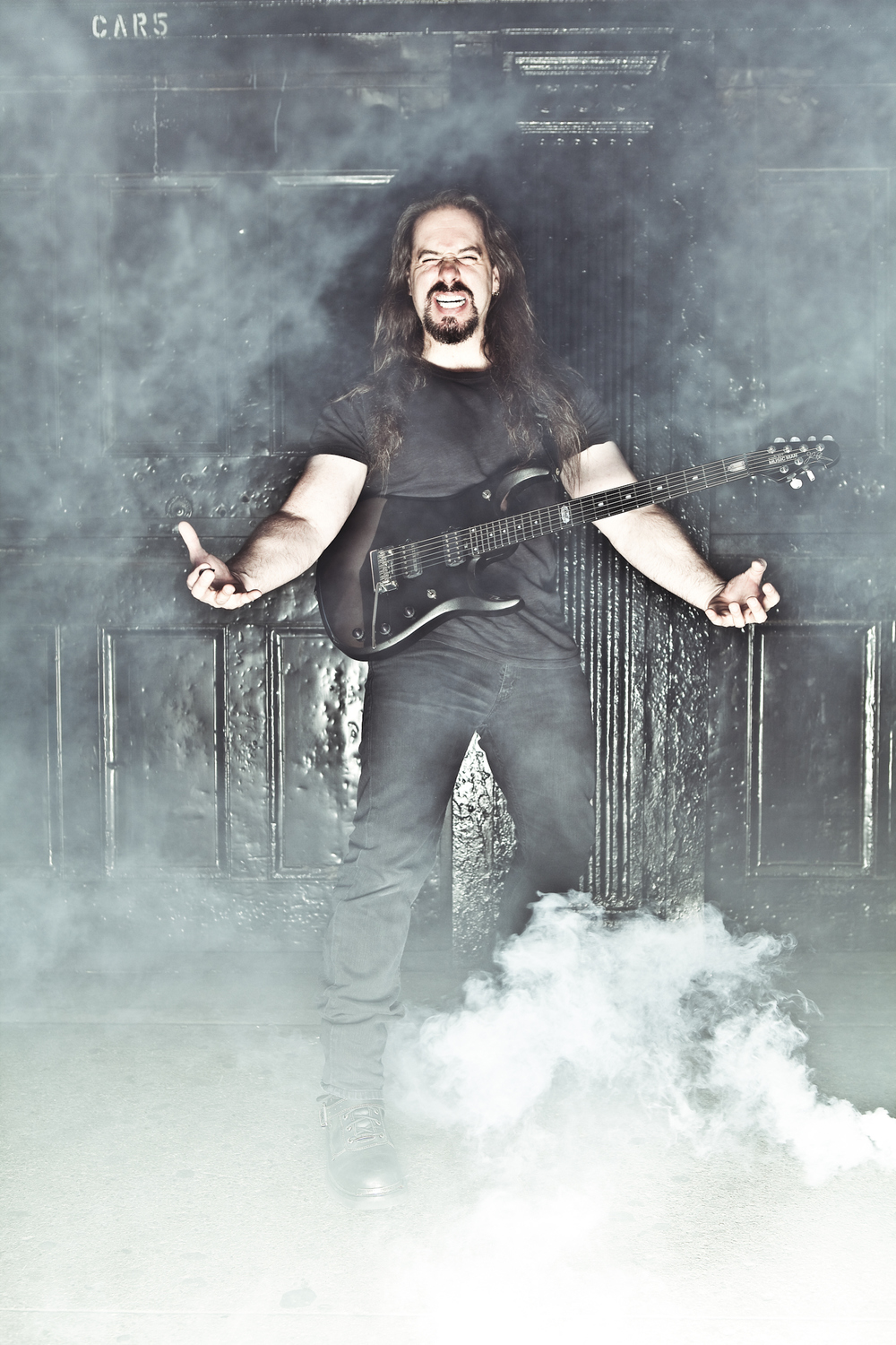 John Petrucci of Dream Theater by Jeremy Danger