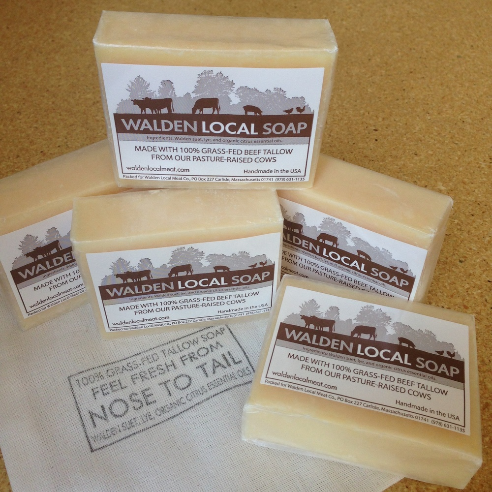 Grass-fed Tallow Soap