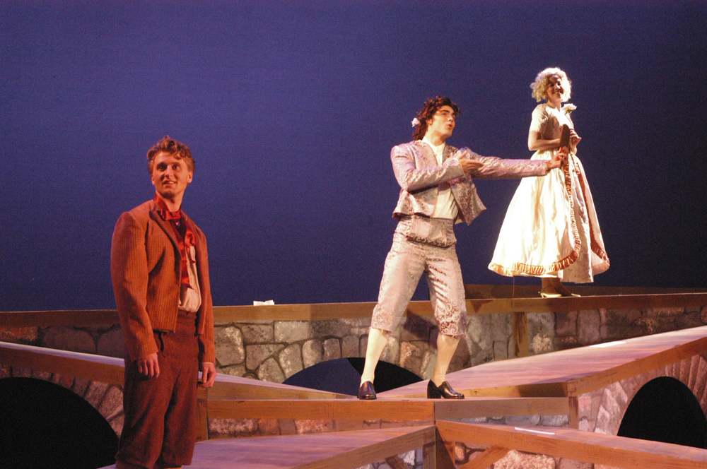 Candide (Boston College - 2005)