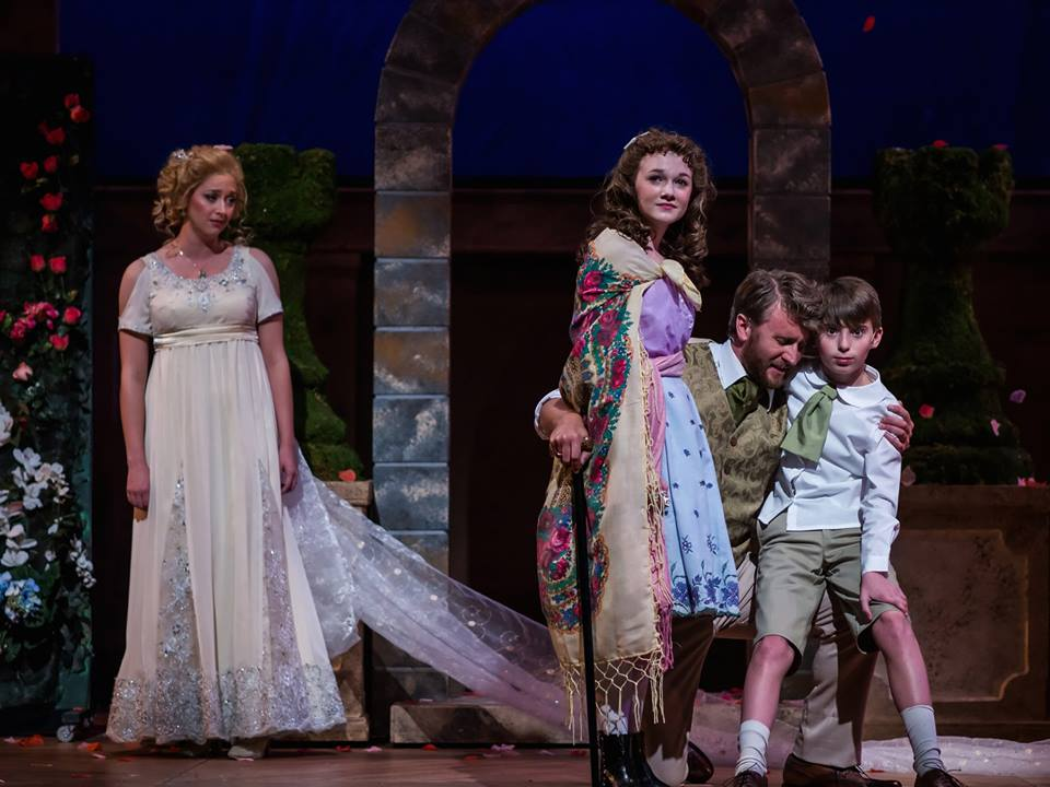 Secret Garden (Arizona Broadway - 2014)