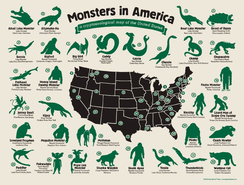 MonstersinAmerica