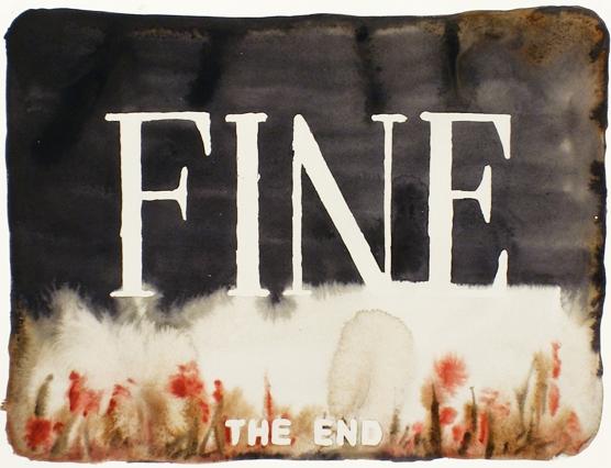 Fine, 2012