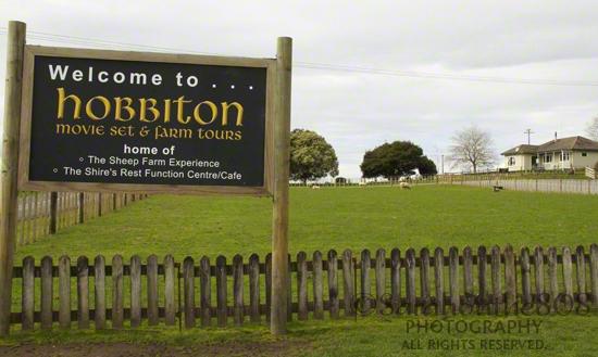 Finally made it to Hobbiton!
