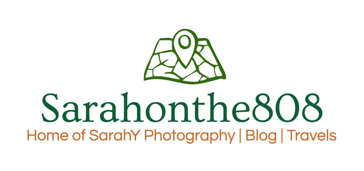 Sarahonthe808 Photography Blog Travels