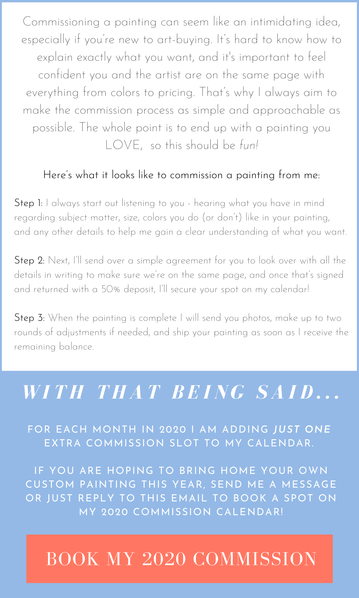 Commissioning a painting can seem like an intimidating idea, especially if you're new to art-buying. It's hard to know how to explain exactly what you want, and you want to feel confident you and the artist are on th.png