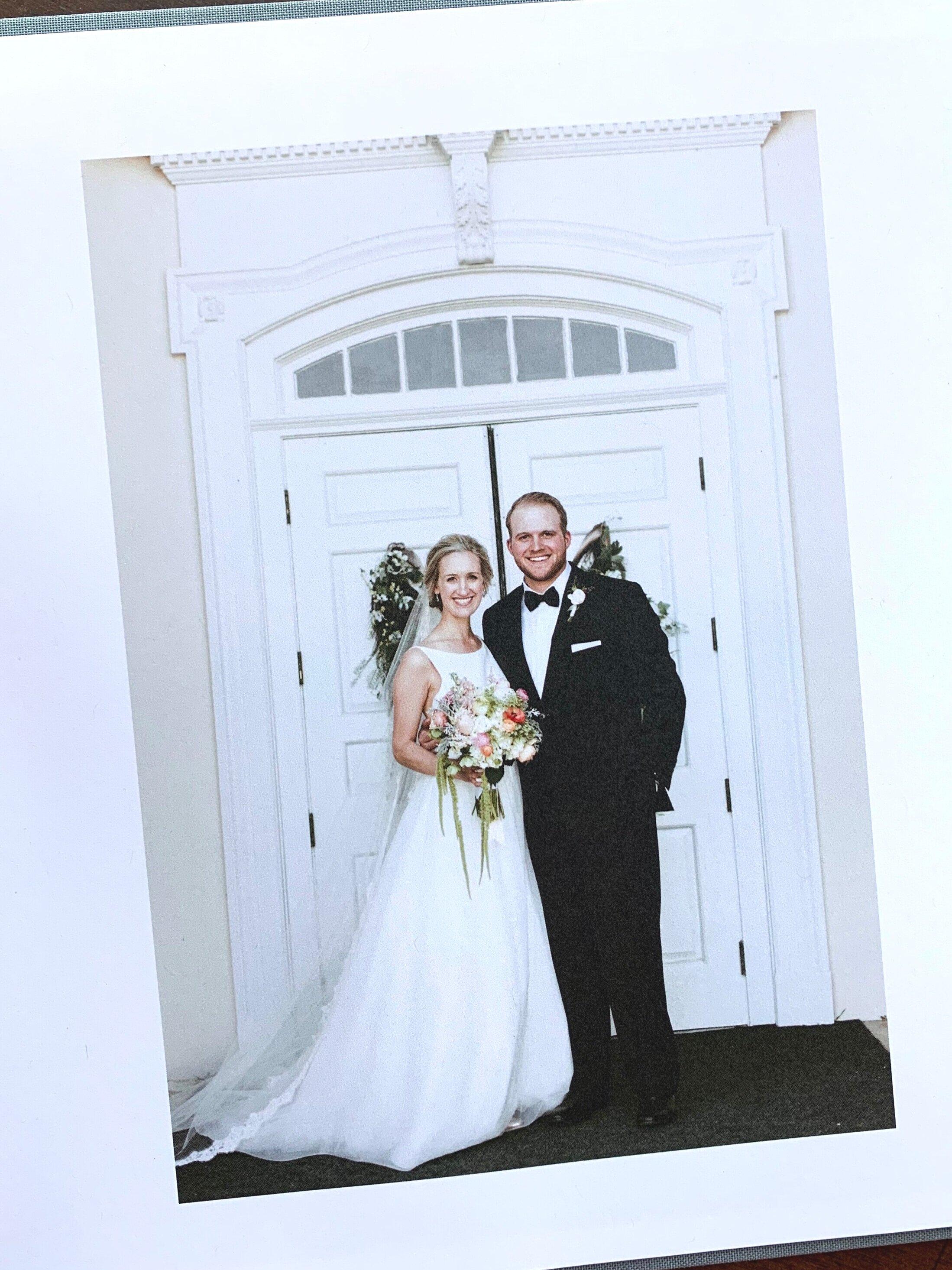Celebrated 3 years of marriage with Dakota!