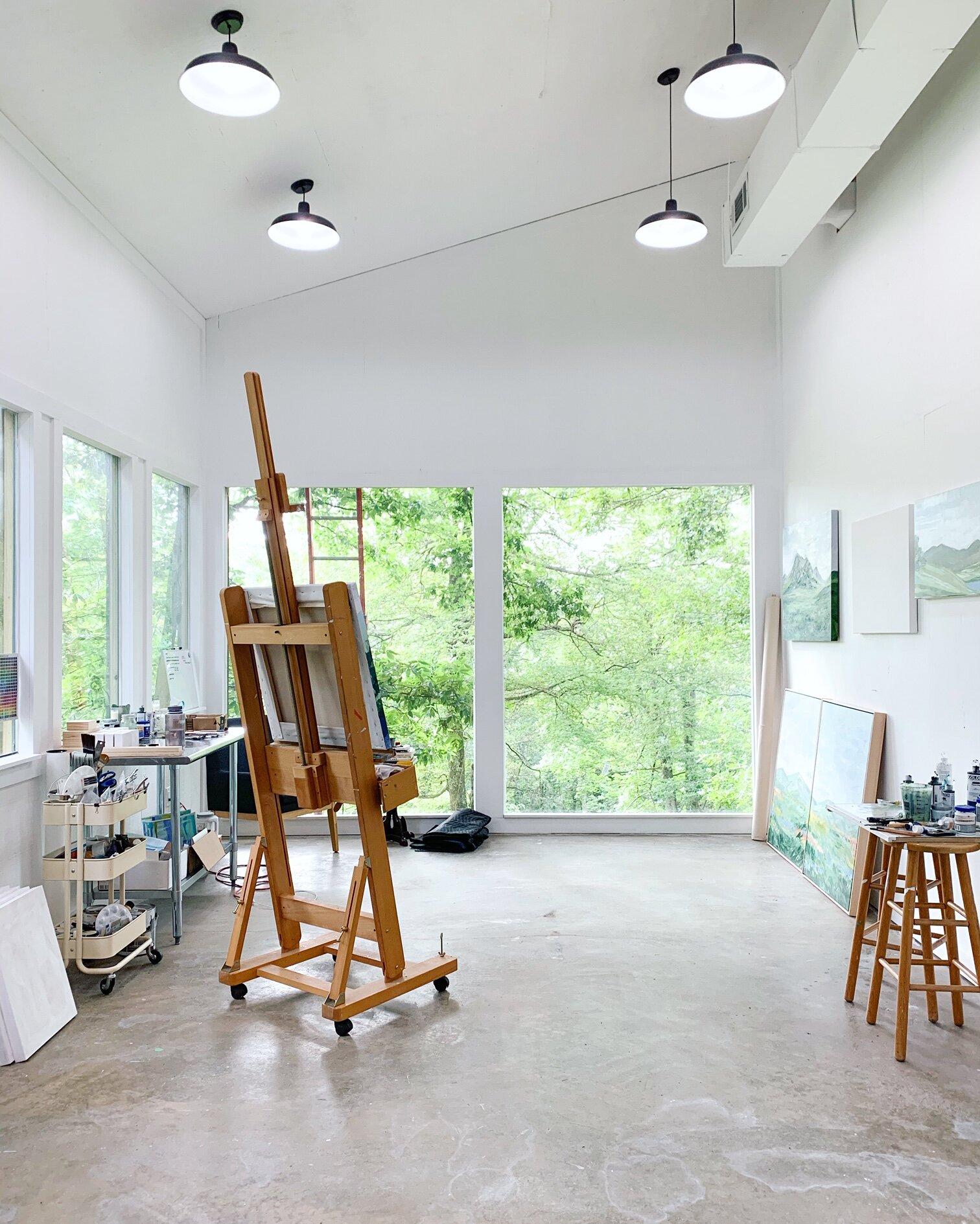 Sunny Studio days