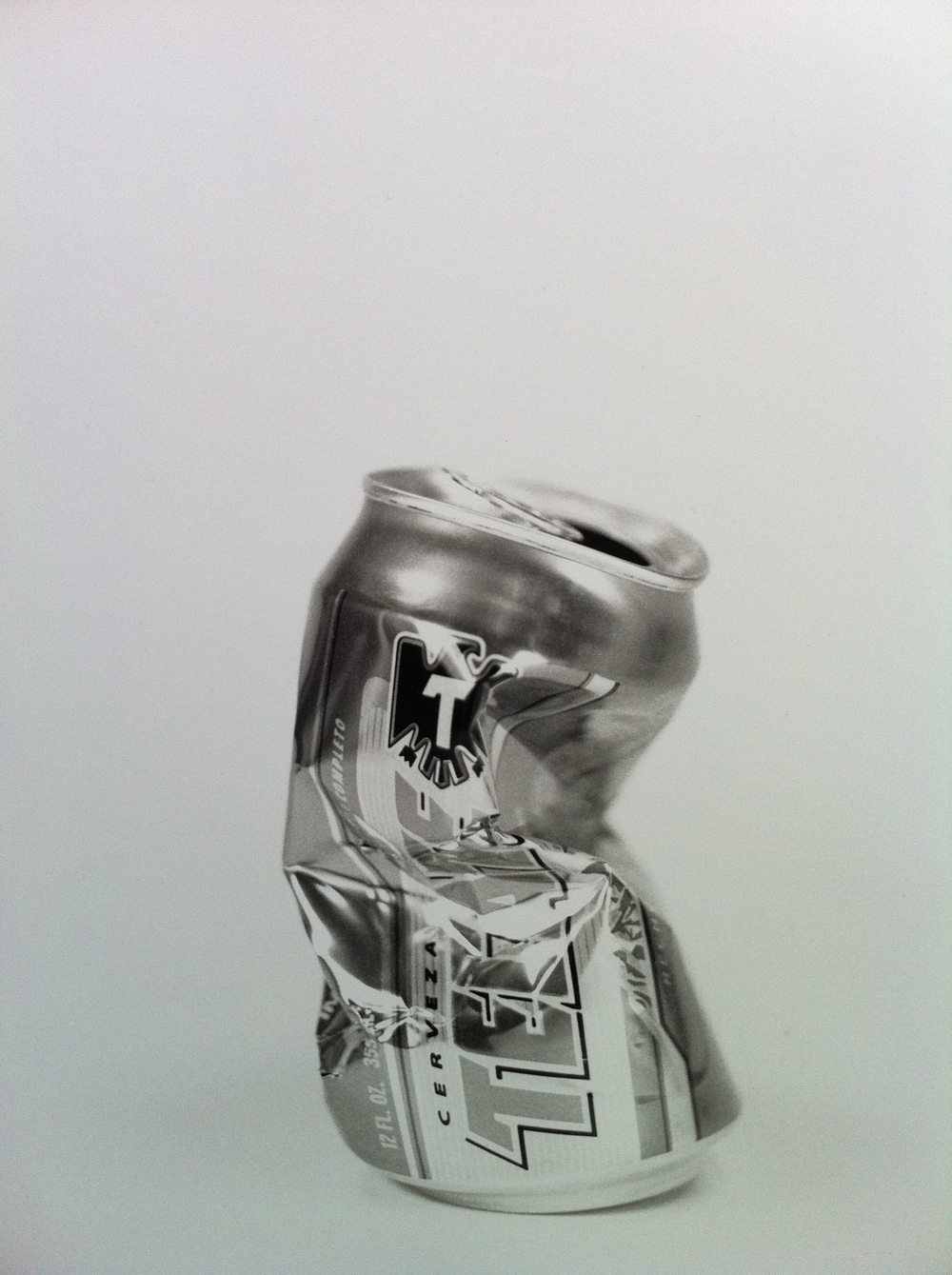 """Silver gelatin print on resin coated paper. 12"""" x 20"""" print. [2010]"""
