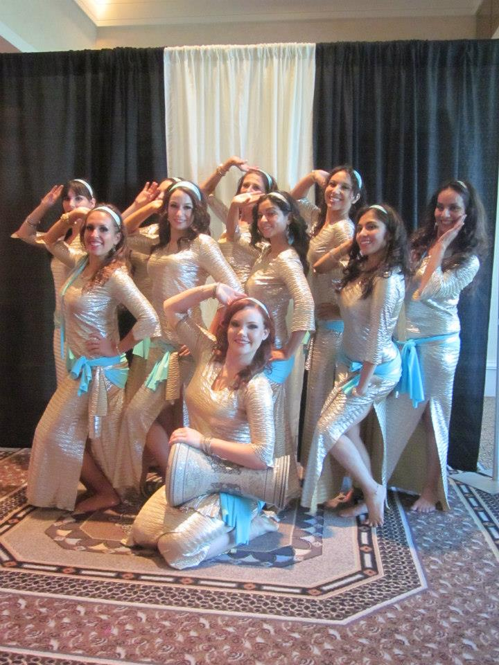 RSMC at the Las Vegas Bellydance Intensive