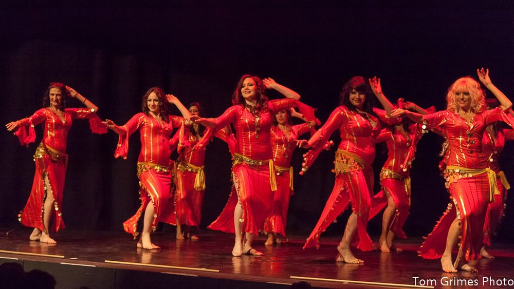 Club Bellydance w/ Bellydance Superstars 2013