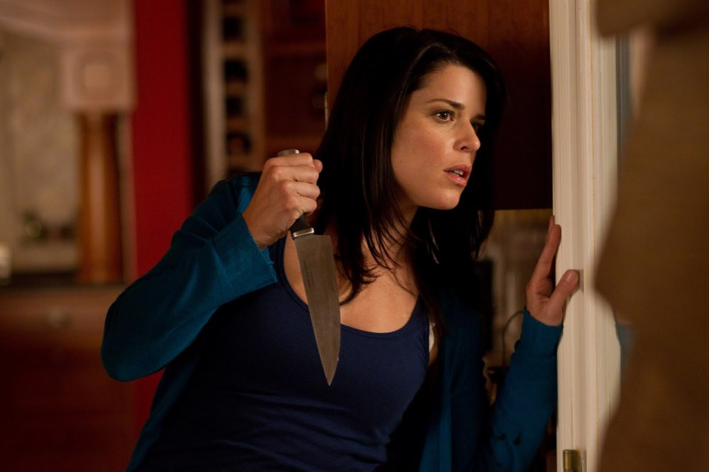 Neve Campbell, Scream 4