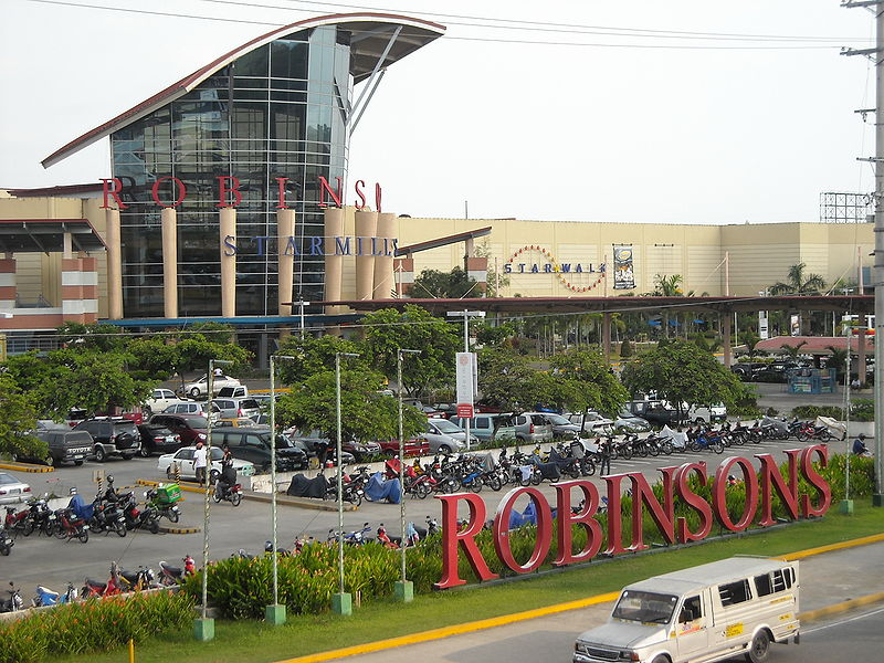Robinson S Starmills Pampanga An Outlet Store Haven