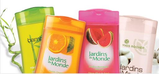 Yves rocher jardins du monde ylang ylang body wash for Jardin du bout du monde
