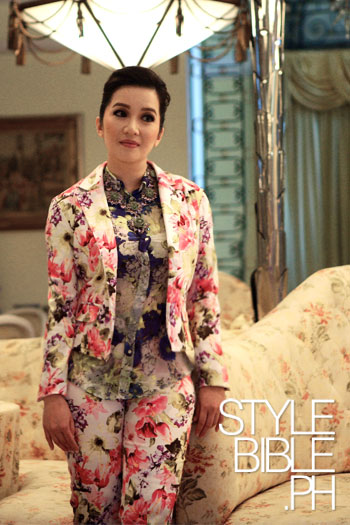 Kris Aquino on Preview\'s May issue — Project Vanity