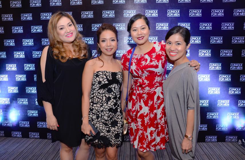 With Sabs Hernandez, Kaye Fidelino, and Ronna Bonifacio