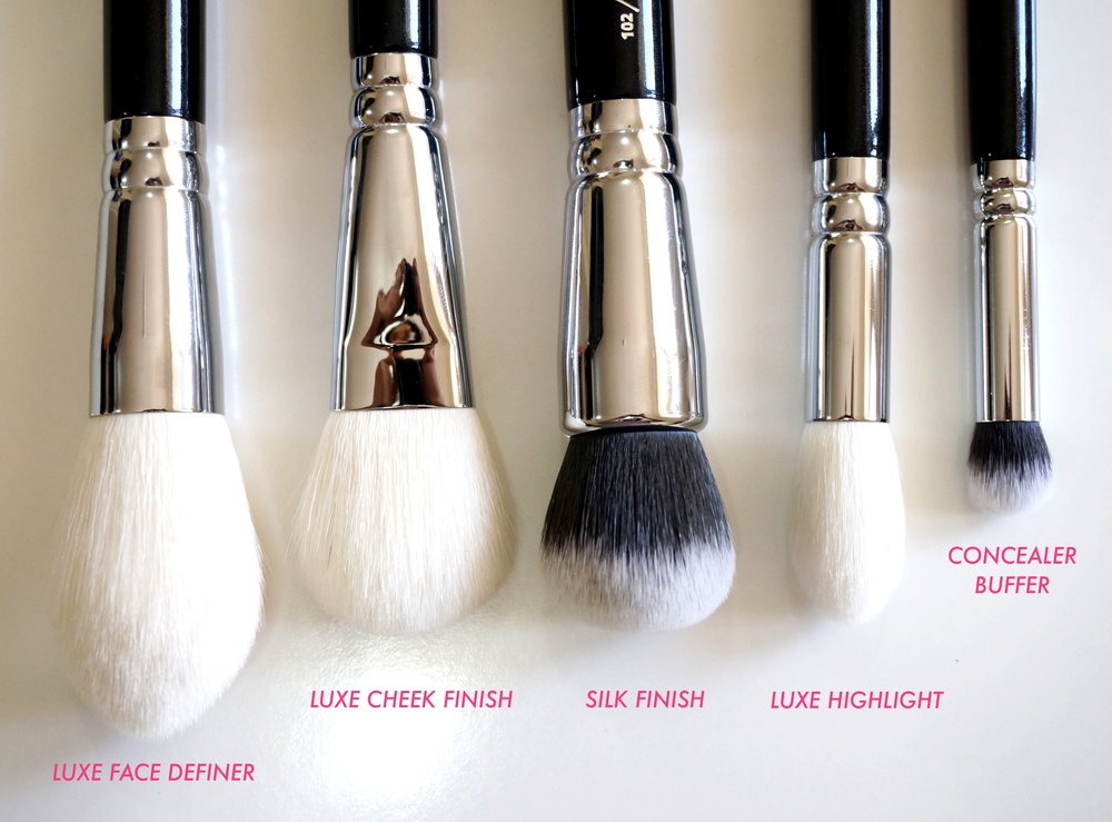 Love Zoeva Luxe Complete Brush Set Project Vanity