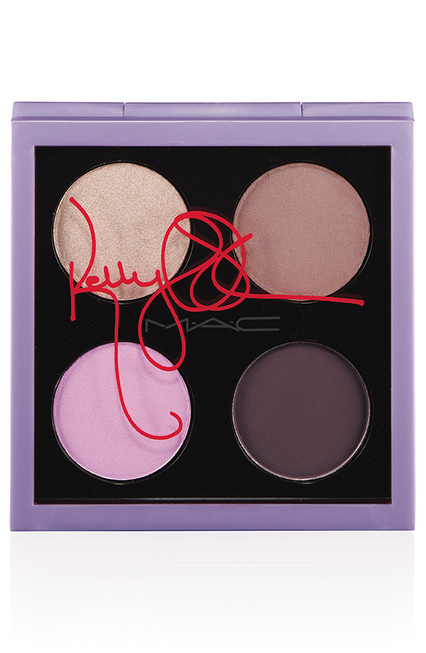 BLOODY BRILLIANT QUAD TICKETY BOO soft muted plum brown (satin) FIZZY ROSE pale lilac (satin) SPOONFUL OF SUGAR sparkling platinum (veluxe pearl) SHADOWY LADY blackened plum (matte) PHP 2,750