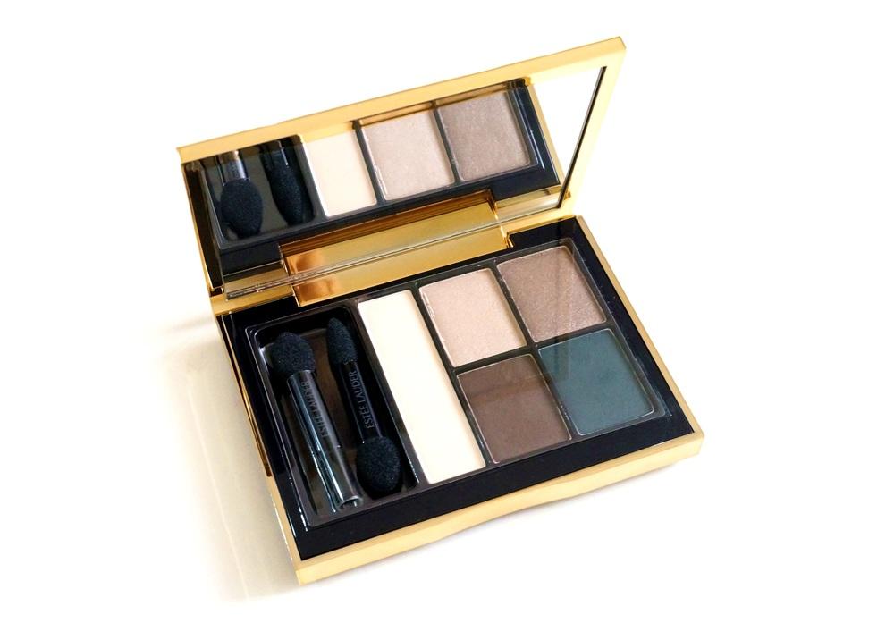 Look: Estee Lauder Pure Color Envy Eyeshadow Palette in Untamed Teal