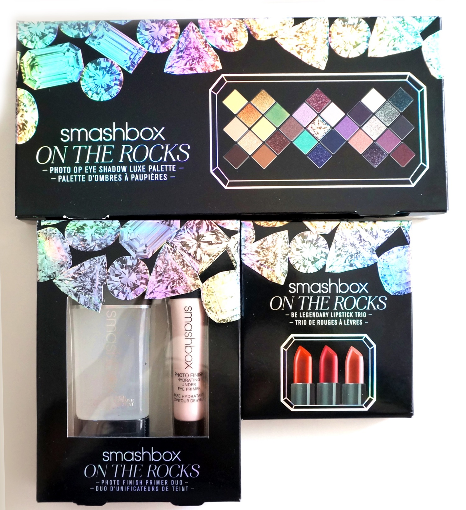 Love The Smashbox On Rocks Holiday Collection Project Vanity Be Legendary Matte Lipstick Palettelimited Edition