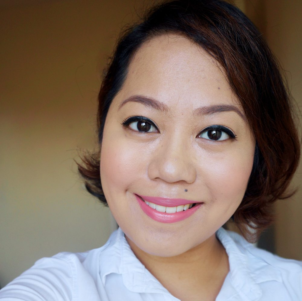 On the lips: Shut Up & Kiss Me Lippie in Bride-To-Be / Cheeks: Get Cheeky With Me 2-in-1 Blush
