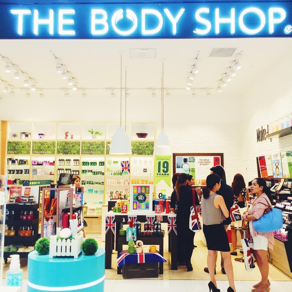 The SM Makati store