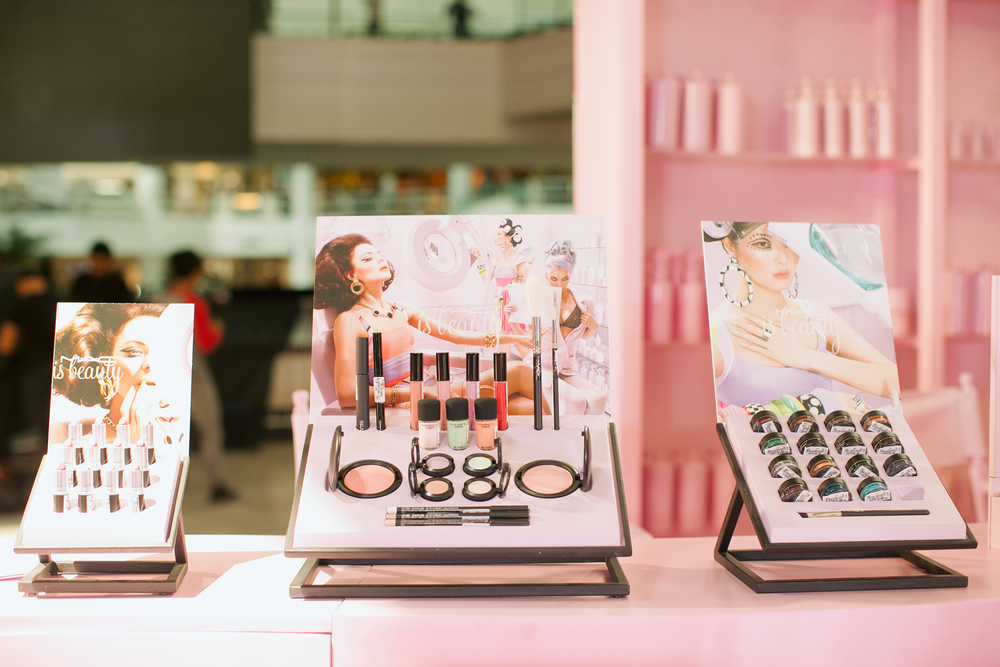 MAC is Beauty is now available in your fave MAC counters - you better rush before the prettiest shades get sold out.