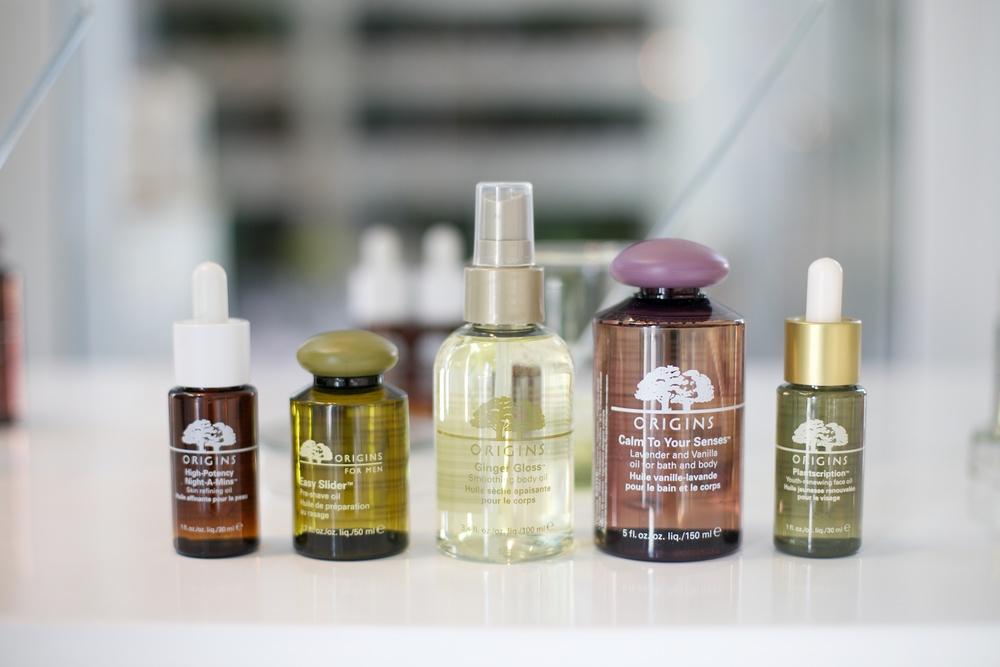 origins skin care ingredients