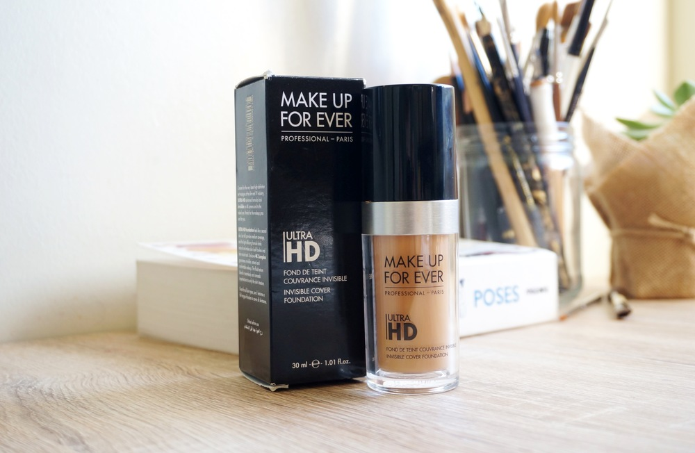 693a2e71ef91 The Make Up For Ever Ultra HD Foundation is the lightweight and invisibly  skin-like base you deserve