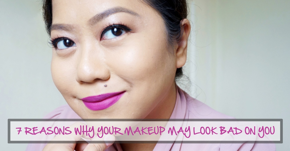7 Reasons Why Your Makeup May Look Bad On You Project Vanity - Is-makeup-bad-for-your-skin