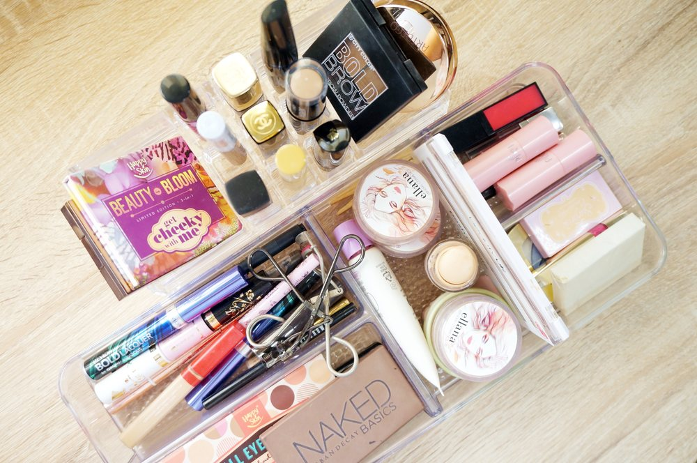 How to Declutter Your Beauty Stash, According to a MakeupArtist