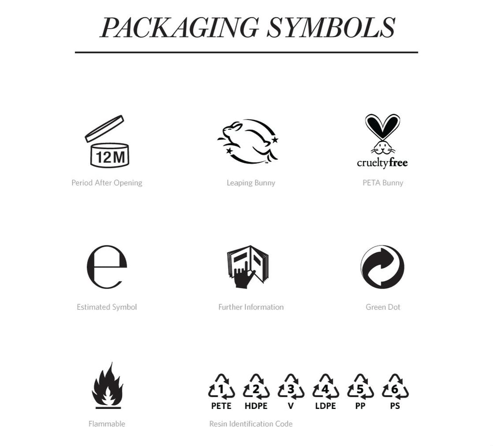 The Ultimate Guide To Reading Product Labels Project Vanity