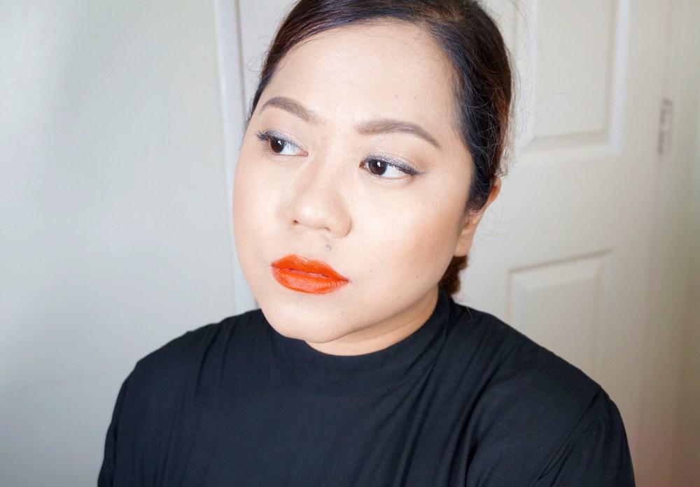 L'Oreal Color Riche Lipstick in Pure Fire