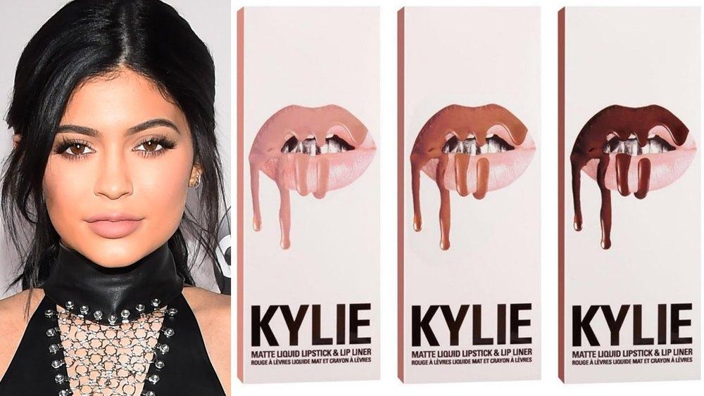 Image via Lip Kit by Kylie